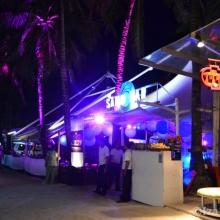 Nightlife in Boracay Island