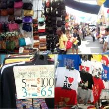 Ladies Market at Tung Choi Street