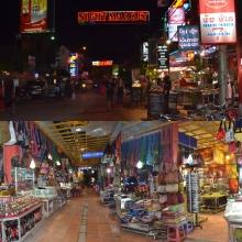 Night Market in Pub Street