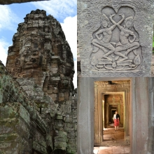Bayon Temple at Angkor Thom