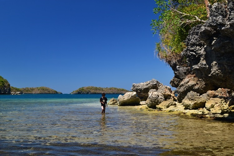 100 Islands, Alaminos  C