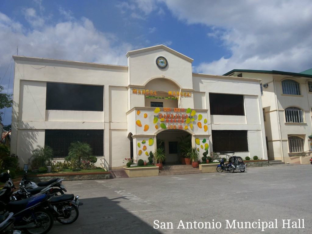 San Antonio Munisipyo