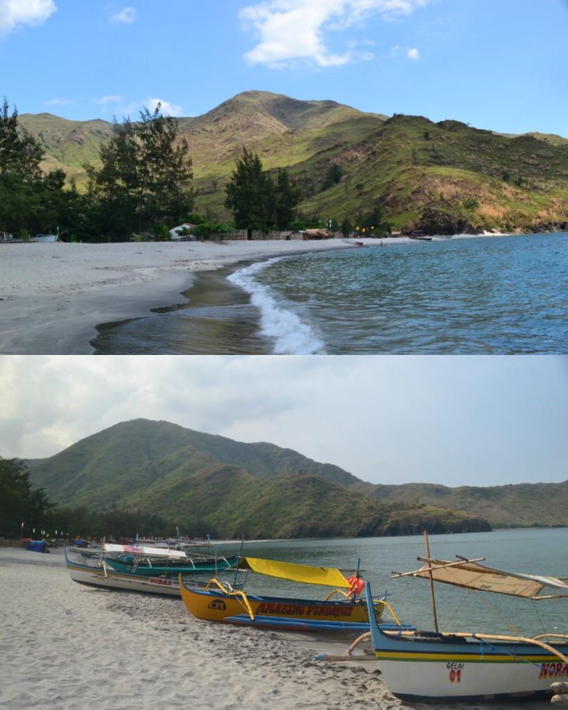 Anawangin & Nagsasa Cove
