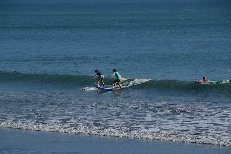 Baler Surf