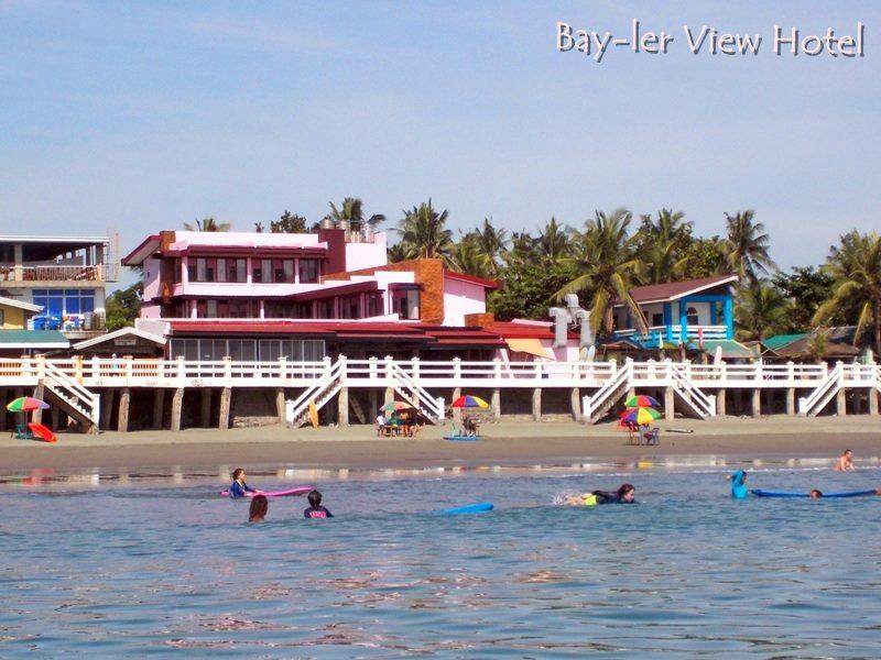 Bayler View Hotel Baler