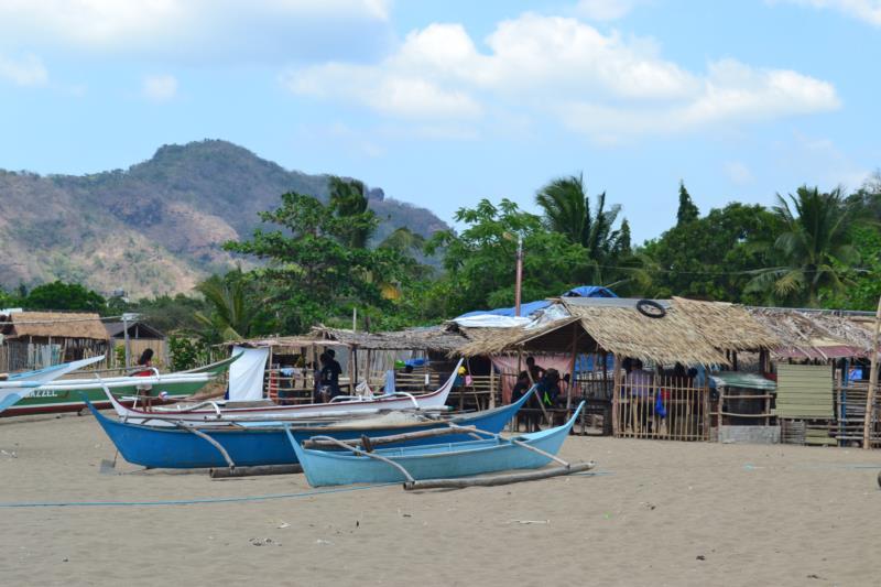 Calayo Beach, Nasugbu