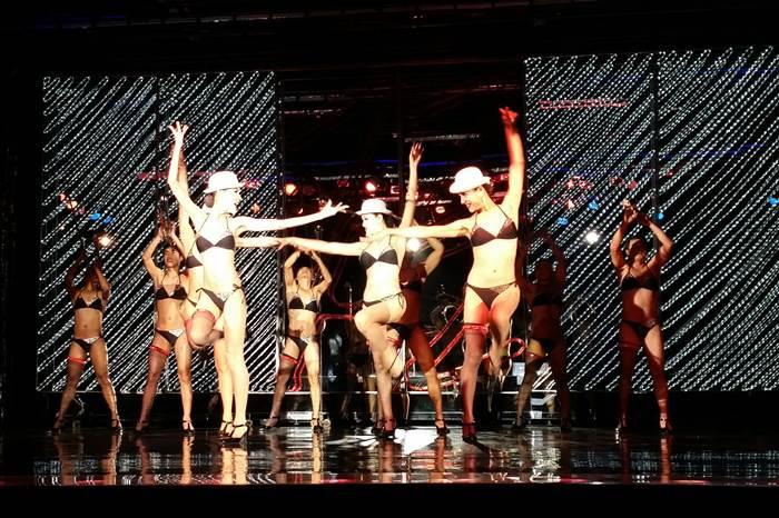 Calypso Cabaret Show