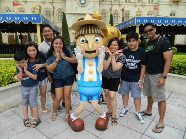 Universal Stui\dios, Singapore