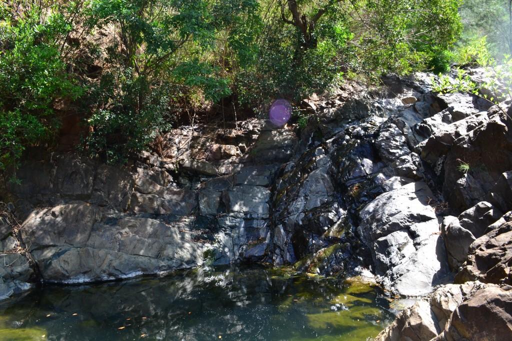 waterfalls at nagsasa cove