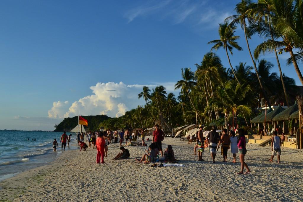 Station 1, White Beach, Boracay