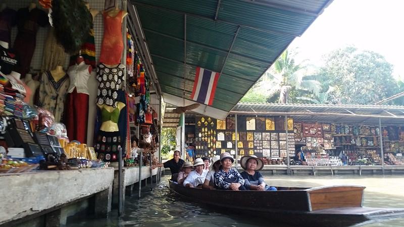 Damnoen Saduak, Thailand