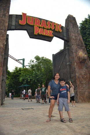 Jurassic Park, Singapore
