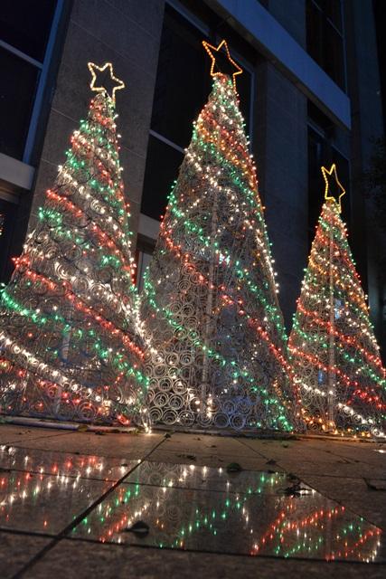 Enchanting Lights and Sound Show, Ayala