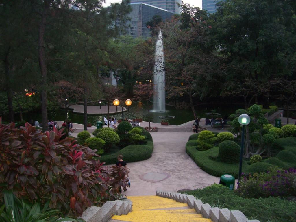 Park, Hong Kong