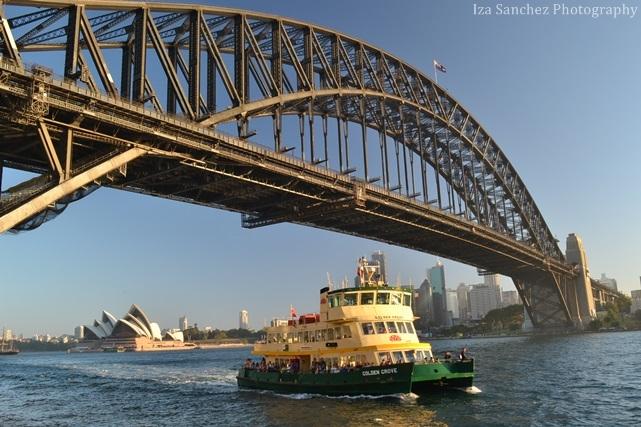 harbour bridge 9