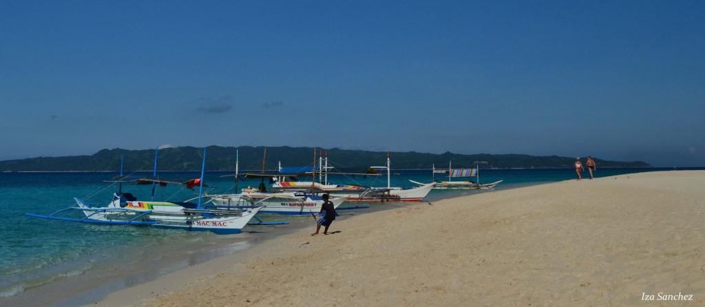 Puka Shell Beach, Boracay Island